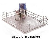 Bottle Glass Baskets