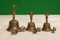 Brass Bells With Dorjee