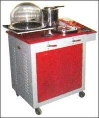 3 In One Vacuum Casting Machine