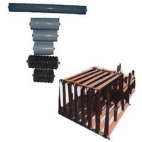 Conveyor Idler Rollers & Frames