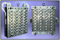 32 Cavity Preform Moulds