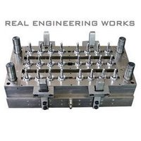 24 Cavity Preform Moulds