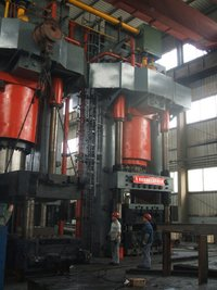 10000 Ton Close Die Forging Hydraulic Press