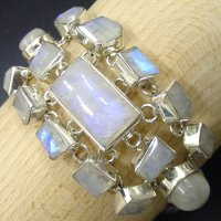 Moonstone Studded Bracelets