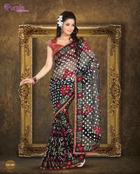 Design Net Sarees