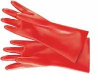 Industrial Hand Protection Rubber Gloves