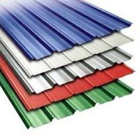 Colour Coated GI/GL Roofing Sheet