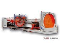 TJK-009 CNC Cage Making Machine