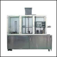 Automatic Glass - Cup Filling And Foil Sealing Machine