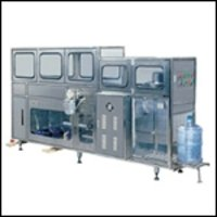 20 Liter Jar'S Rinsing, Filling And Capping Machine 100 Bhp