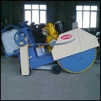 Kerb Cutting Machine