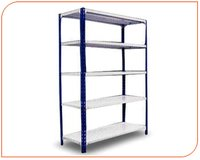 Storage Rack System Boltless Rack