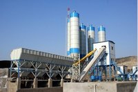 Concrete Mixing Plant Hzs35 With Capacity Of 35m3/H