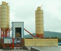Concrete Mixing Plant HSZ50 with Capacity of 50M3/H