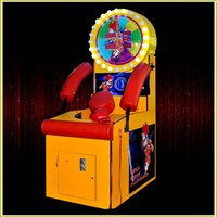Hot Redemption Machine-World Boxing Championship