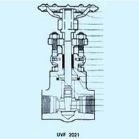 Compact Forged Steel Gate Valves