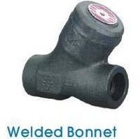 Welded Bonnet Check Valves