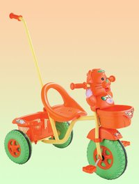 Baby Tricycle With Carton Music Head