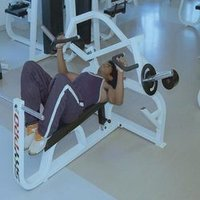 Biangular Bench Press