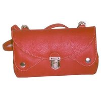 Finished Ladies Leather Bags