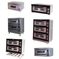 Electric And Gas Ovens
