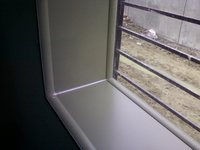 Double Glazed Flush Window