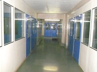 GI Clean Room Doors