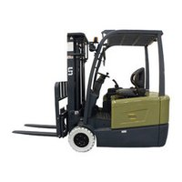 3-wheel Electric Forklift Trucks