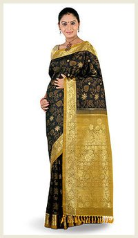 Elegant Pattern Silk Sarees