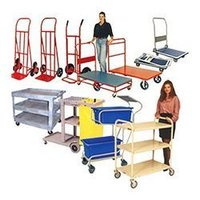 Trolleys For Auto Industry 
