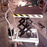 Scissor Lift Platform Trolleys