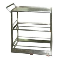 Stainless Steel Material Movement Trolley