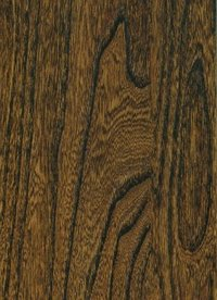 Dark Brown Color Flooring