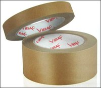 Natural Rubber Paper Tapes For Carton Sealing