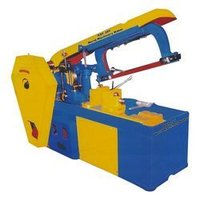 Hydraulic Hacksaw And Bandsaw Machines