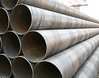 Spiral Welded Steel Pipe (SAW / SSAW)
