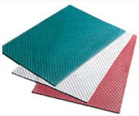 Diagonal Car Rubber Mats