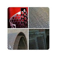 Perforated Sheets and Wire Mesh