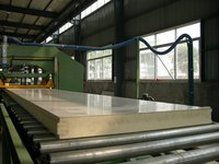 PU Cold Storage Sandwich Panels