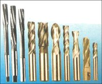 Hss Endmills, Reamers And Annular Cutters