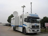 Broadcasting Vehicle