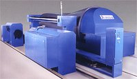 PLC Based High Speed Sectional Warping Machine