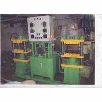 Double Station Rubber Press Machine