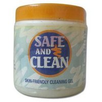 Safety Hand Cleaning Gel