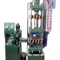 4 Pillar Double Compacting Hydraulic Presses