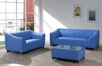Italy Top Grain Leather Sofa WL509
