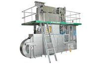 Aseptic Filling Machine - With Roll Fed System