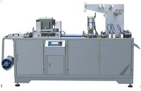 Dpp250c Plate Style Alu Plastics Blister Packaging Machinery