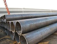 Longitudinal Submerged-Arc Welded Pipes