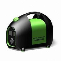 1KW Portable Digital Inverter Gasoline Generator